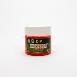 Dip róża ryba100 ml Extru Fish