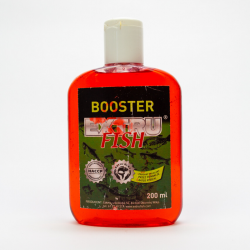 Booster ryba, róża 200 ml...
